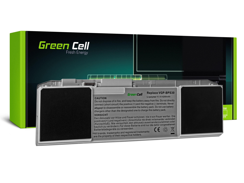 Green Cell Baterie pro Sony Vaio T11 SVT11 T13 SVT13 / 11,1V 4200mAh