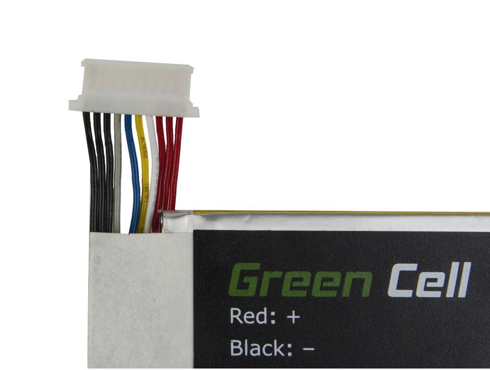 Green Cell TAB07 Baterie Amazon Kindle Fire HD 7 2013 3rd generation 4400mAh Li-Pol – neoriginální