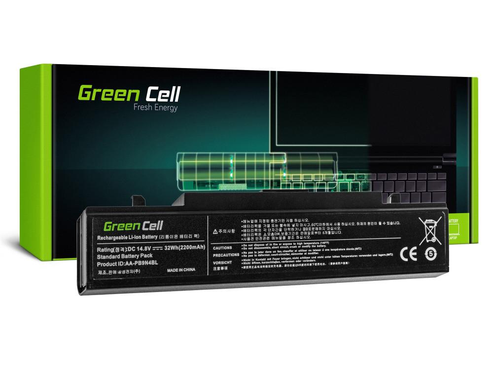 Green Cell akkumulátor Samsung RV408 RV409 RV410 RV411 RV415 / 14,4V 2200mAh