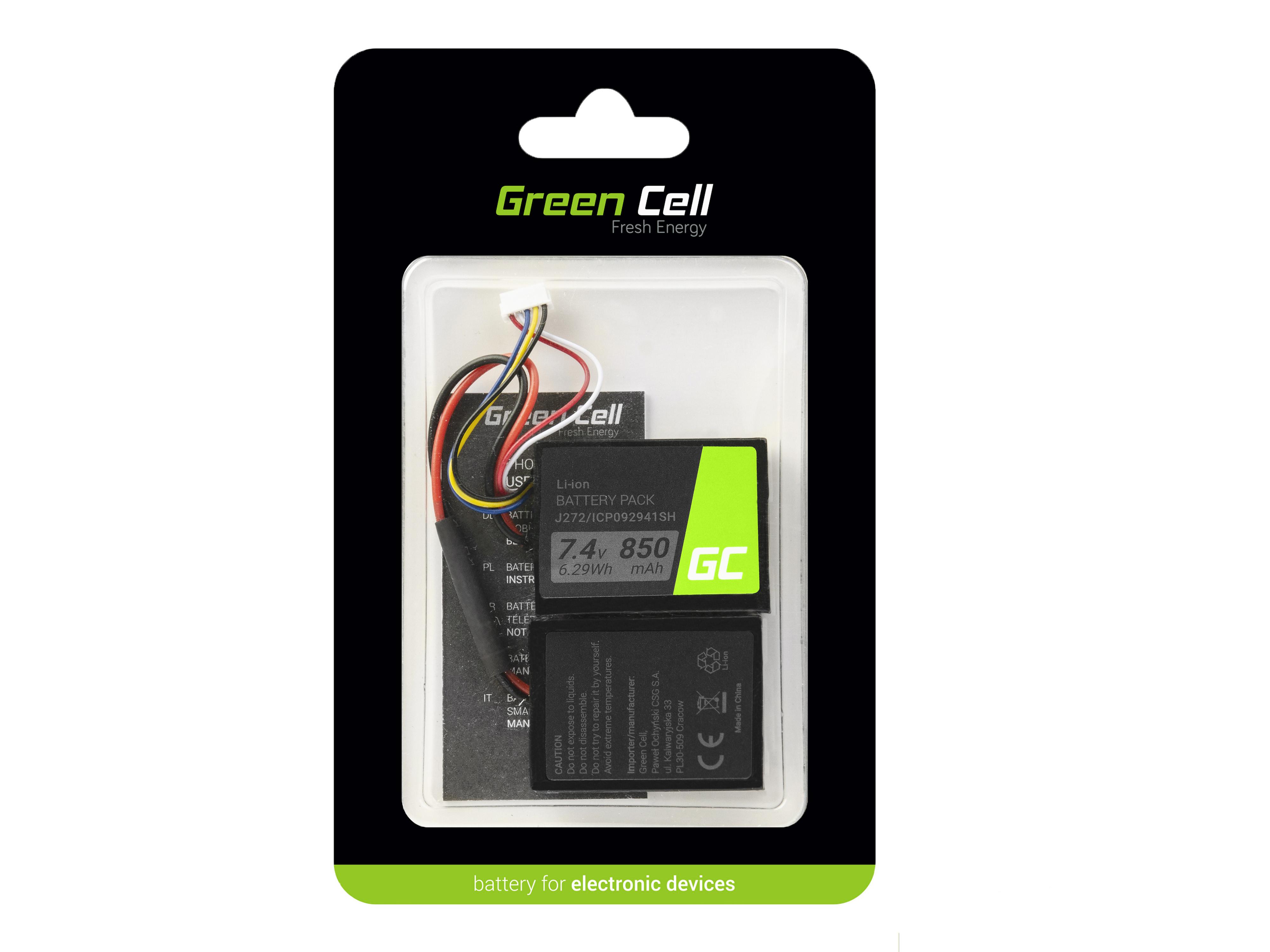 Green Cell Speaker Battery for Beats Pill 2.0