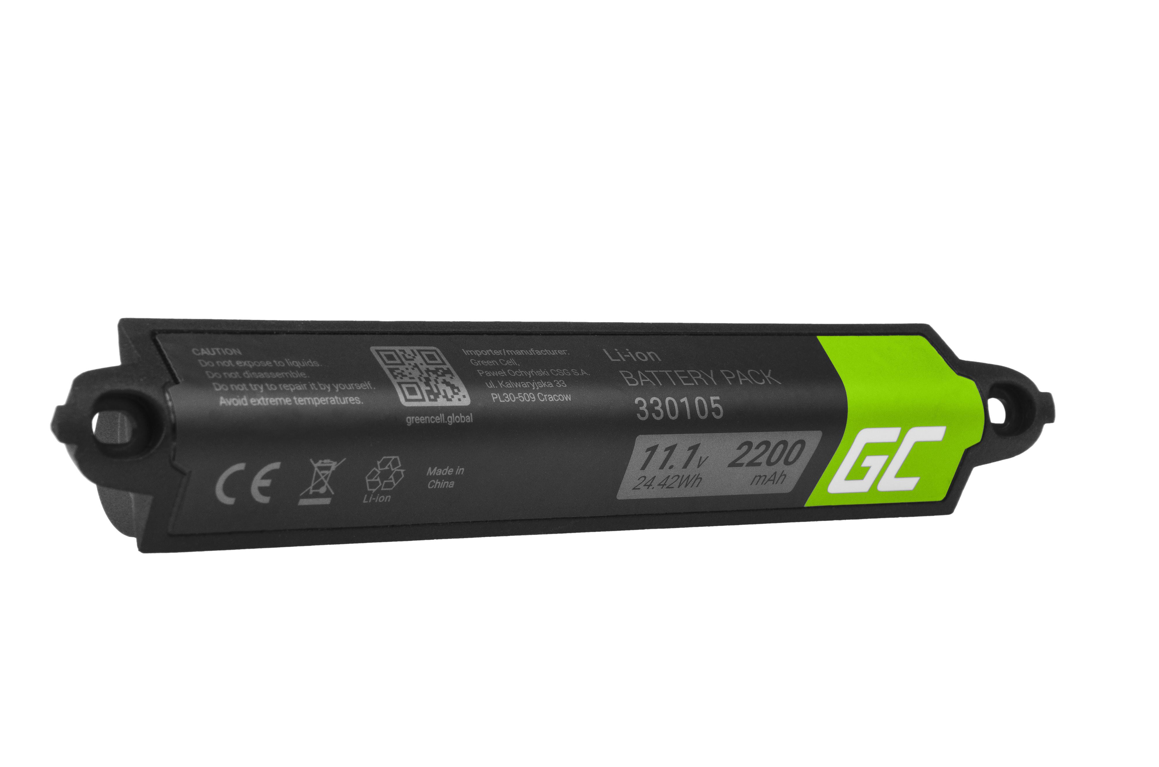 Baterie Green Cell Bose SoundLink Bluetooth I II III 2200mAh Li-ion - neoriginální