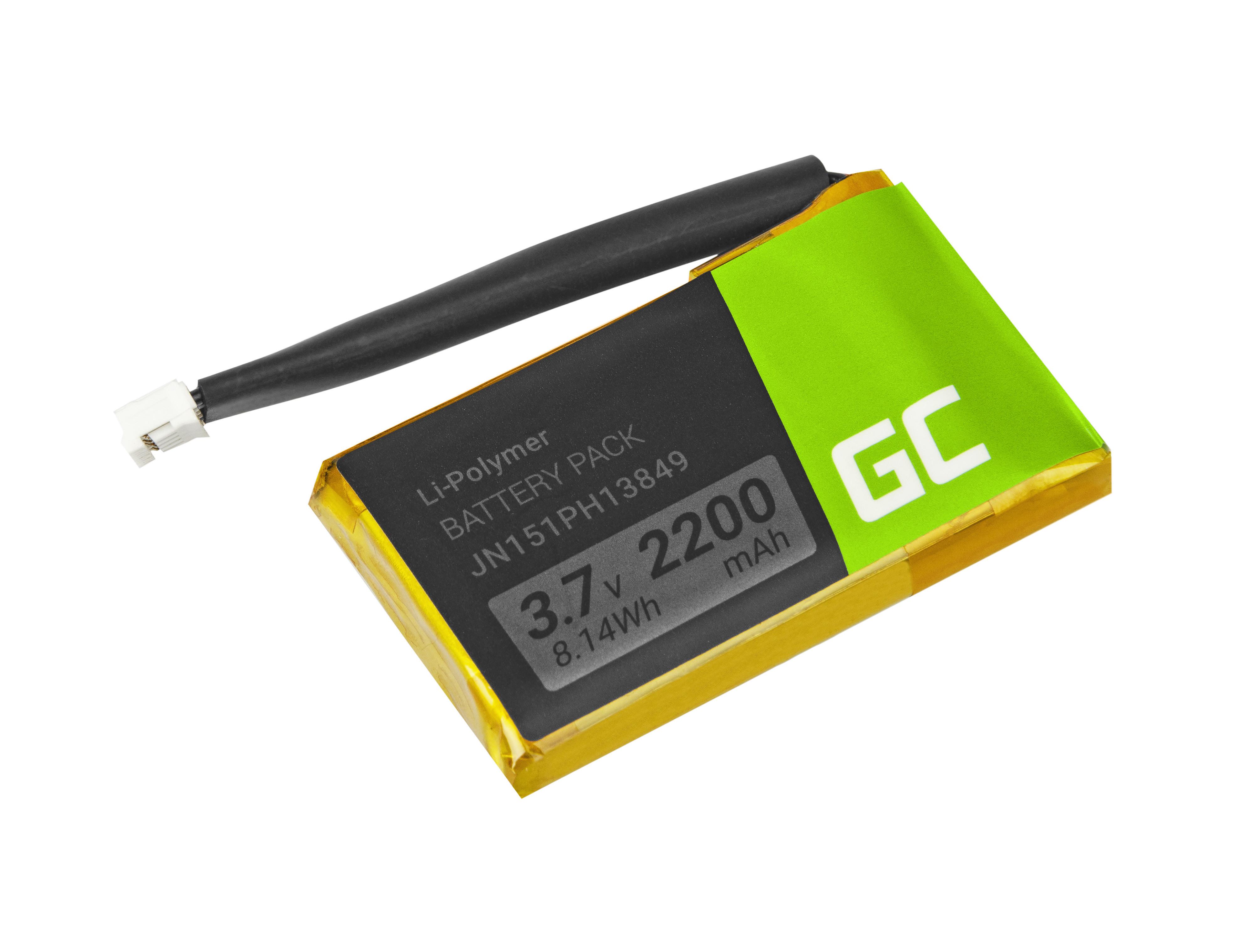 Green Cell PR-652954 Speaker Baterie pro JBL Flip 2