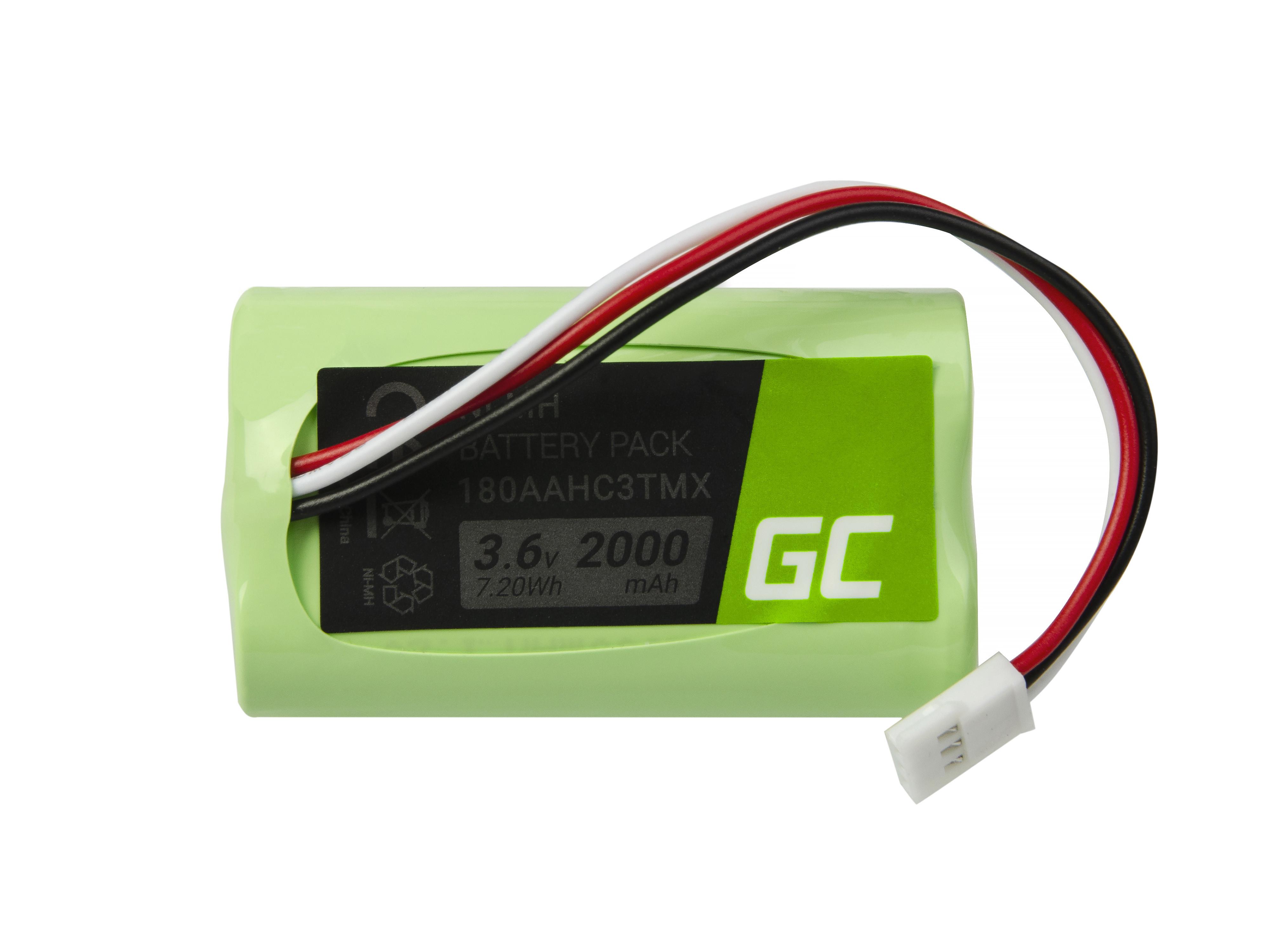 Baterie Green Cell 180AAHC3TMX pro Logitech S315i S715i Z515 Z715 2000mAh Li-ion - neoriginální