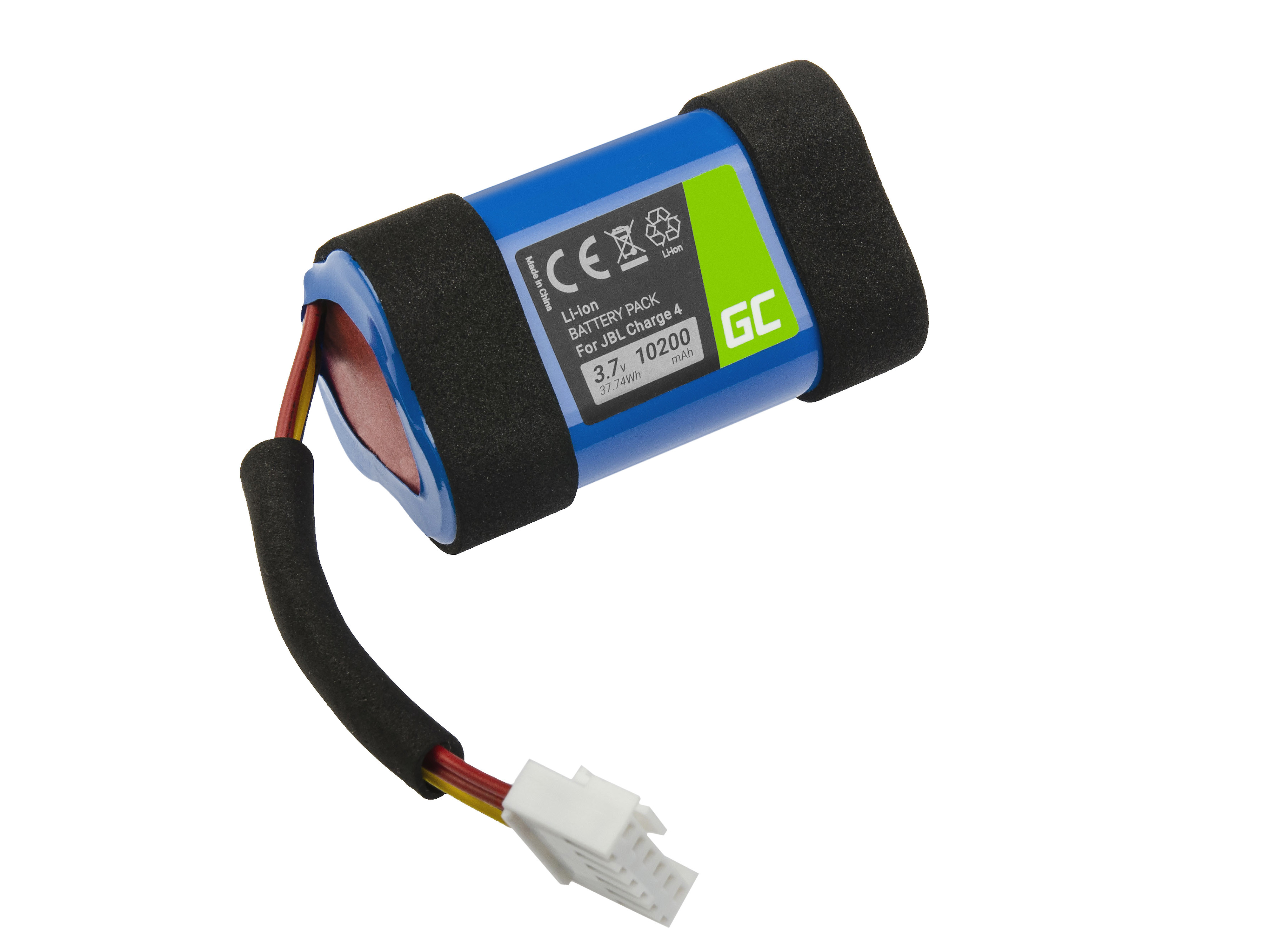Battery Green Cell ID998 for JBL Charge 4