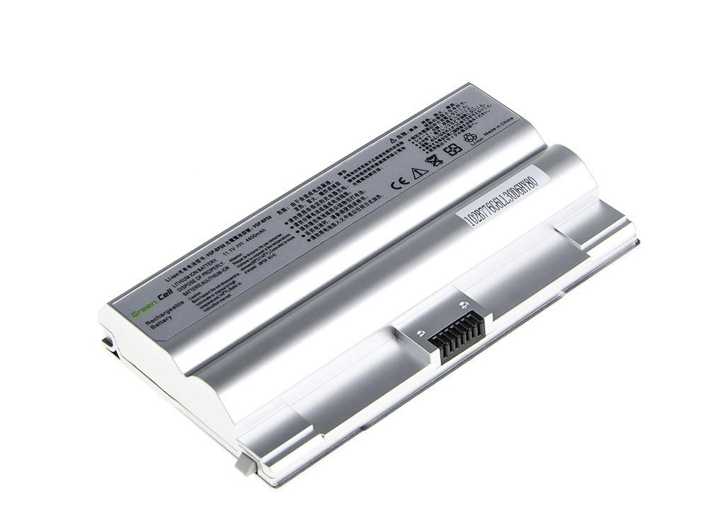 Green Cell SY02 Baterie Sony Vaio VGP-BPS8 VGP-BPS8A 4400mAh Li-Ion - neoriginální