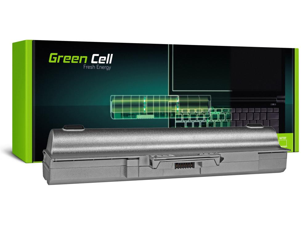 Green Cell akkumulátor Sony Vaio VGP-BPS13 VGP-BPS21 (ezüst) / 11,1V 6600mAh