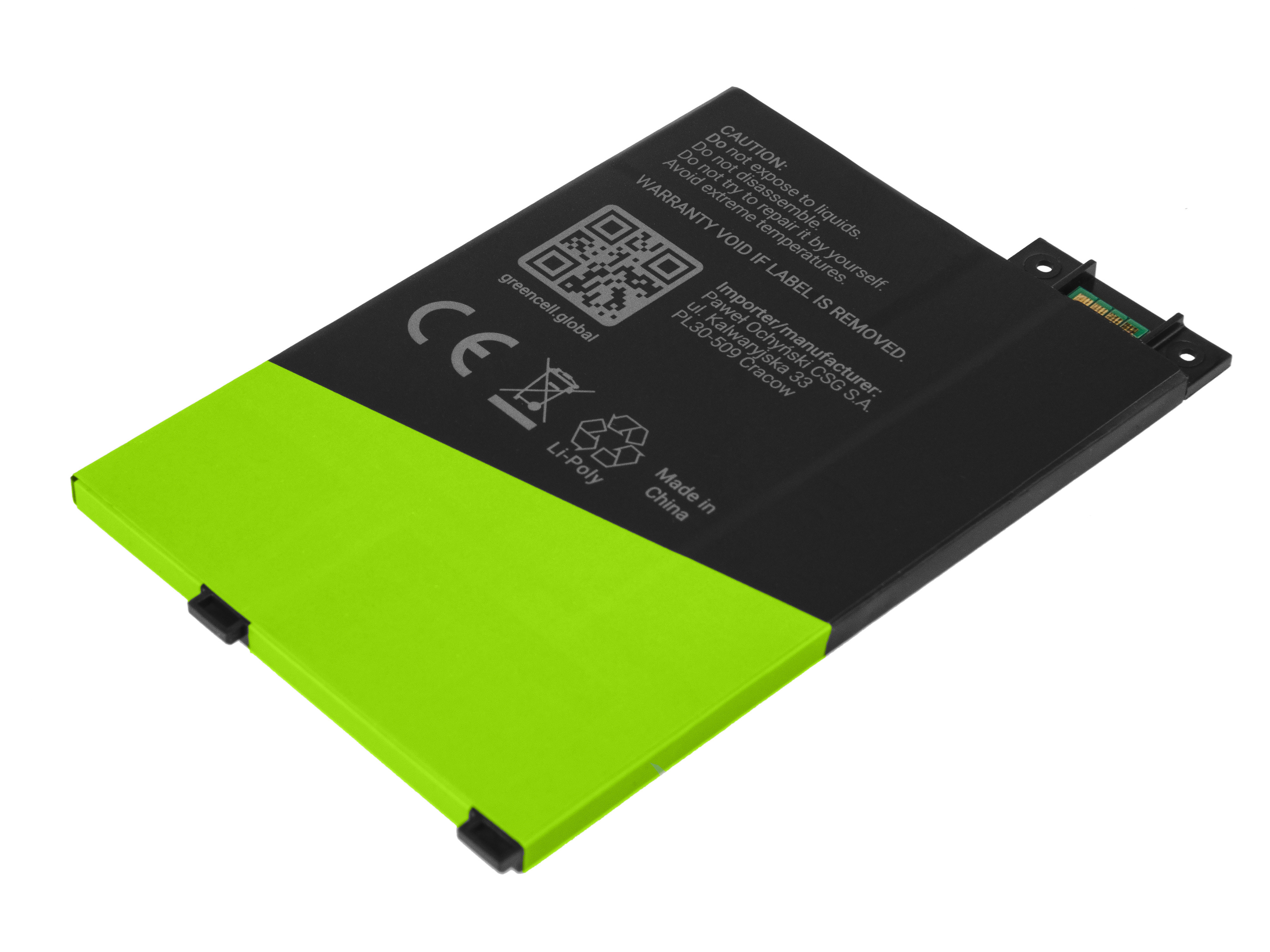 Green Cell 170-1032-01 Battery for Amazon Kindle 3 Keyboard 2010 D00901
