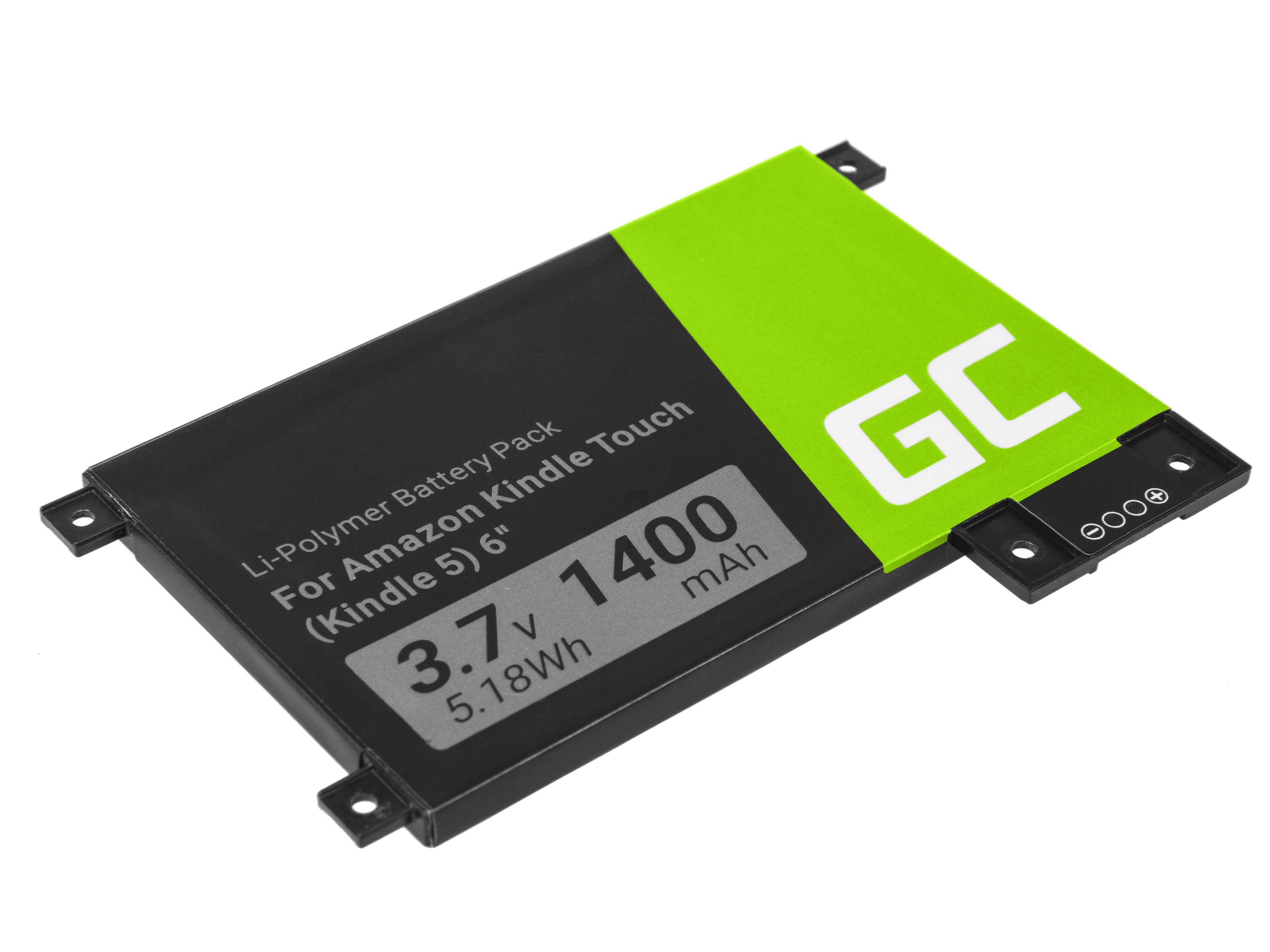 Green Cell 170-1056-00 Baterie pro Amazon Kindle Touch 2011