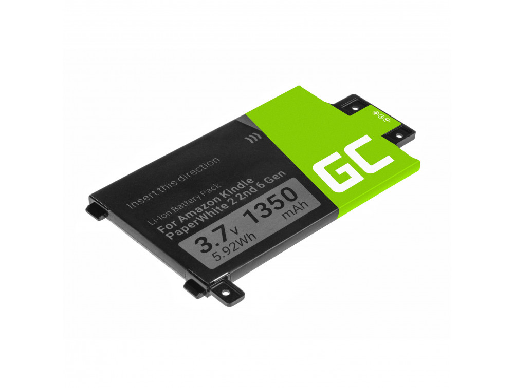 Green Cell akkumulátor Amazon Kindle Paperwhite II 2013