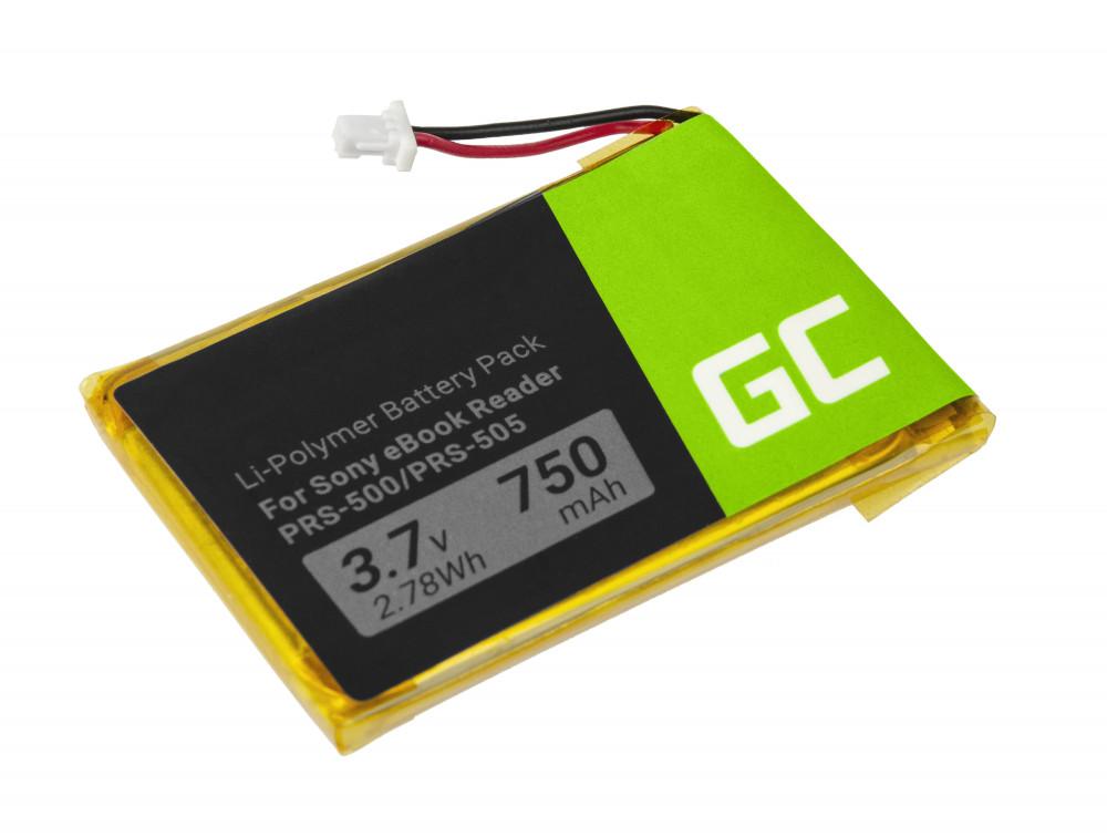 Green Cell akkumulátor E-reader 1-756-769-11 PRS-500 és PRS-505