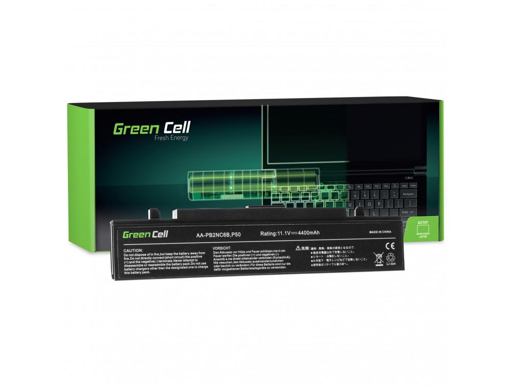 Green Cell akkumulátor Samsung NP-P500 NP-R505-R610 NP NP-SA11 NP-R510 NP-R700-R560 NP NP-R509 / 11,1V 4400mAh