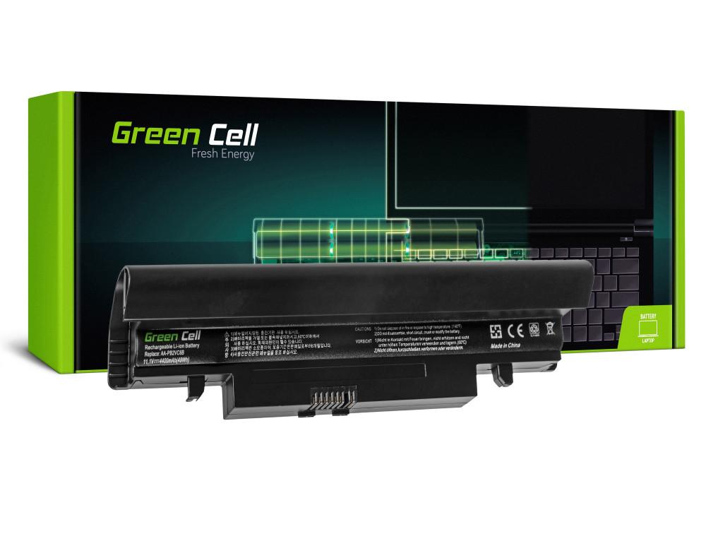Green Cell akkumulátor Samsung NP-N100 NP-N102S NP-N145 NP-N150 NP-N210 / 11,1V 4400mAh