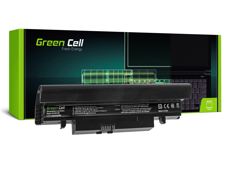 Green Cell Baterie pro Samsung NP-N100 NP-N102S NP-N145 NP-N150 NP-N210 / 11,1V 4400mAh