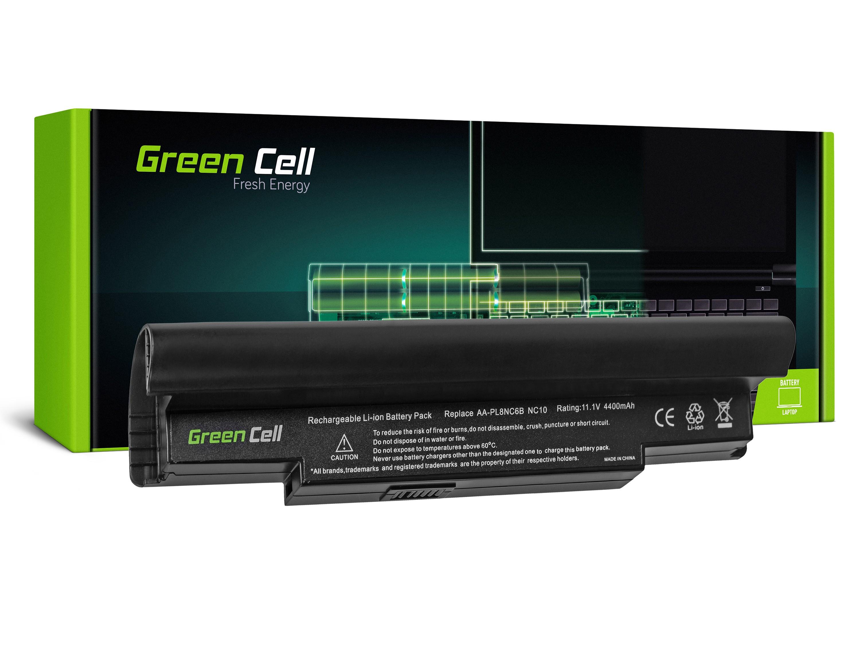 Green Cell SA07 Baterie Samsung NP-NC10 NP-N110 NP-N130 NP-N140 4400mAh Li-Ion - neoriginální