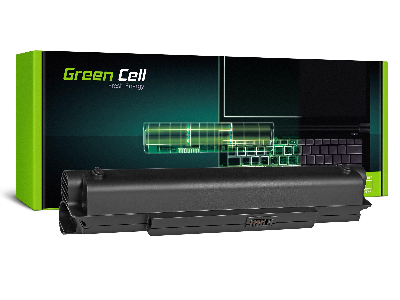 Green Cell SA08 Baterie Samsung NP-NC10 NP-N110 NP-N130 NP-N140 6600mAh Li-Ion - neoriginální