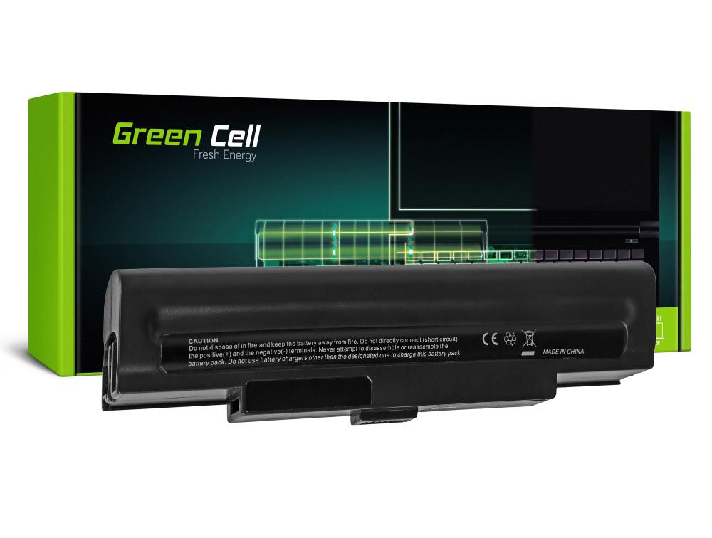 Green Cell akkumulátor Samsung NP-Q35 XIH NP-Q35 XIP NP-Q35 XIC NP-Q45 WEV NP-Q70 XEV / 11,1V 4400mAh