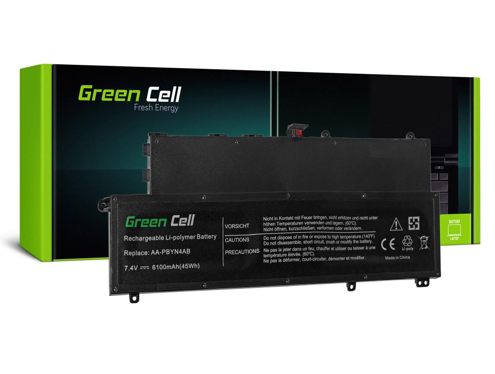 Green Cell akkumulátor Samsung NP530U3B NP530U3C / 7,4V 4100mAh