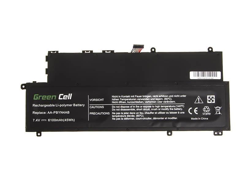 Green Cell SA15 Baterie Samsung NP530U3B NP530U3C AA-PBYN4AB 6000mAh Li-Pol - neoriginální