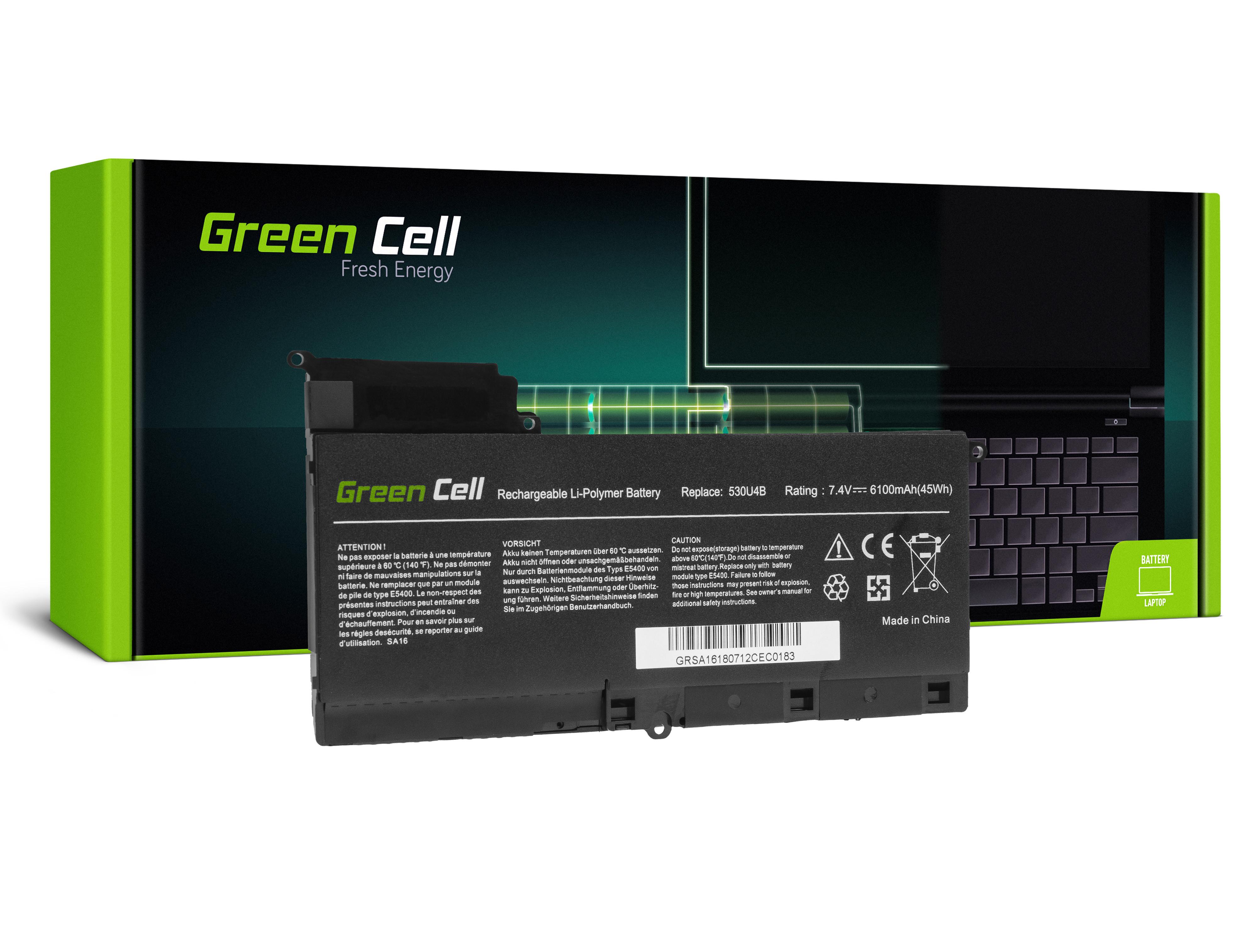 Green Cell SA16 Baterie Samsung 530U4B AA-PBYN8AB 6100mAh Li-Pol - neoriginální