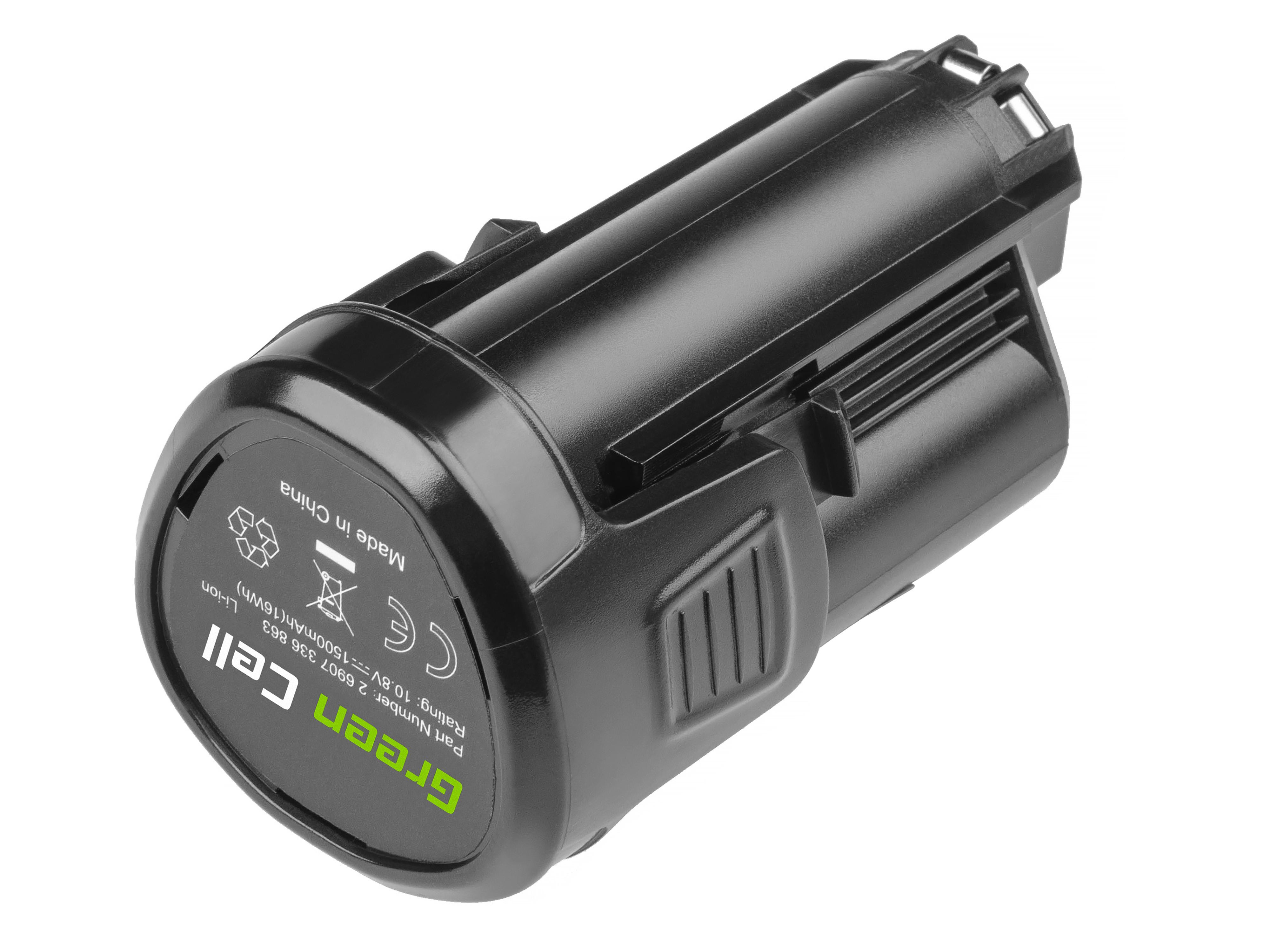 Green Cell Baterie Bosch PMF PSM PSR 10,8 LI-2 10.8V 1.5Ah