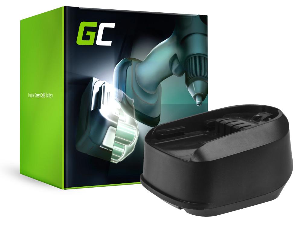 Green Cell Power Tool akkumulátor Bosch PSB PSR PST 18 LI-2 18V 2.5Ah