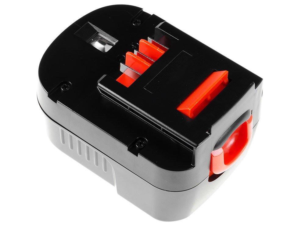 Green Cell ® Power Tool Battery for Black&Decker A12 A1712 HPB12 12V 3Ah