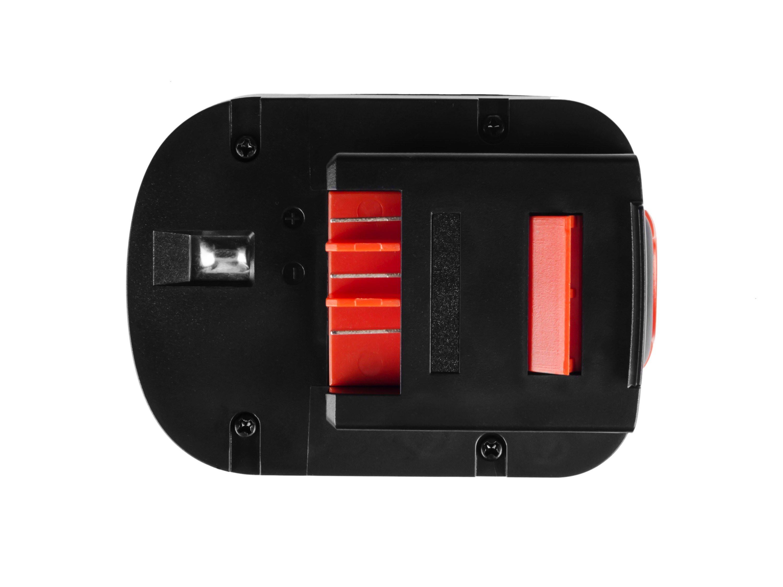 Baterie Green Cell Black&Decker A12 A1712 HPB12 12V 2000mAh Ni-MH – neoriginální