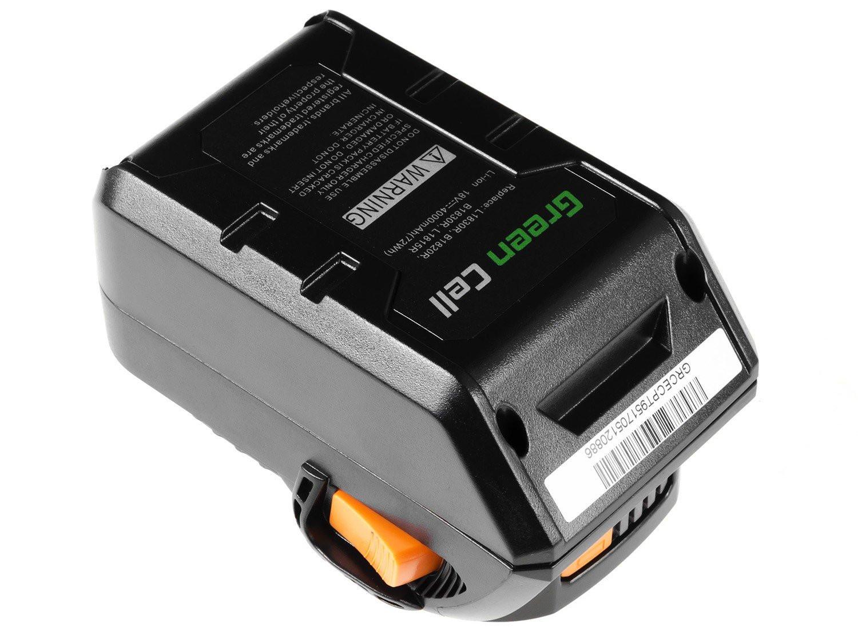 Baterie Green Cell AEG L1830R B1820R 18V 4000mAh Li-ion - neoriginální
