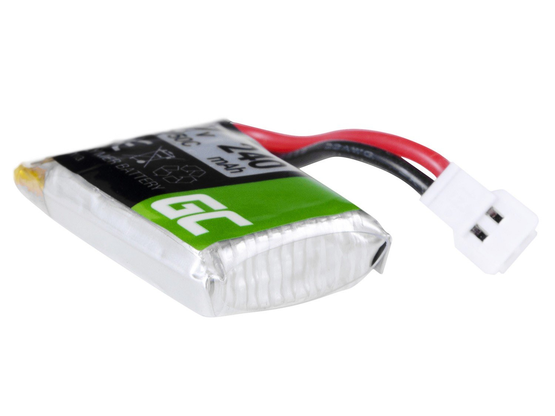 Baterie Green Cell Syma S026 S026G S105 S107 S108 S108G S111 3.7V 240mAh Li-Pol – neoriginální
