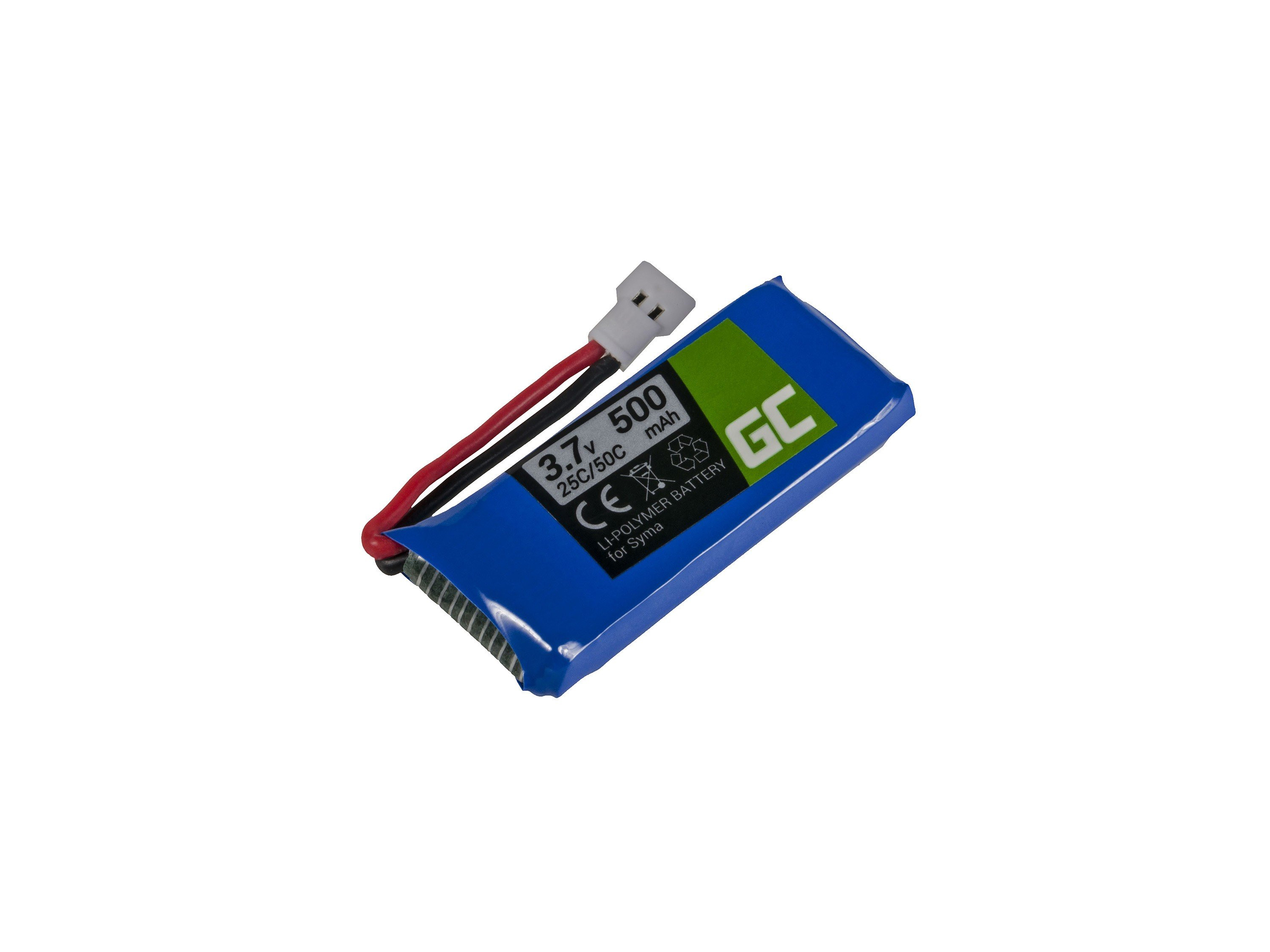 Green Cell RC Baterie pro Syma S032 S032G S39 3.7V 500mAh