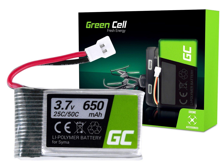 Green Cell RC Baterie pro Syma X5 X5HW X5HC Explorers 3.7V 650mAh