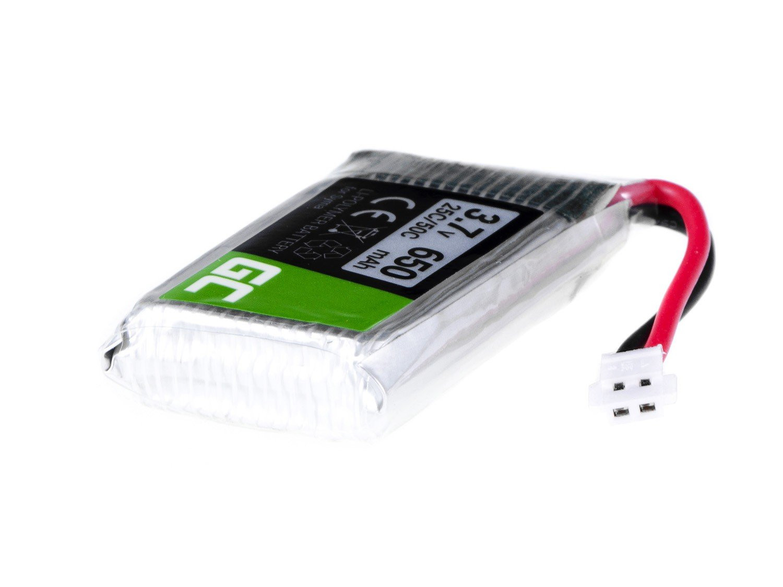 Baterie Green Cell Syma X5 X5HW X5HC Explorers 3.7V 650mAh Li-Pol – neoriginální