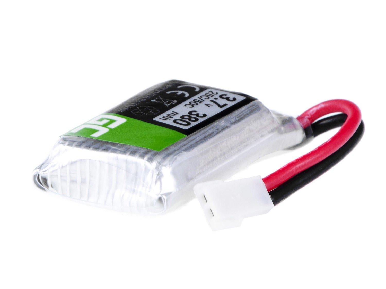 Green Cell RC Baterie pro Hubsan H107 H107C H107CHD H107L 3.7V 380mAh