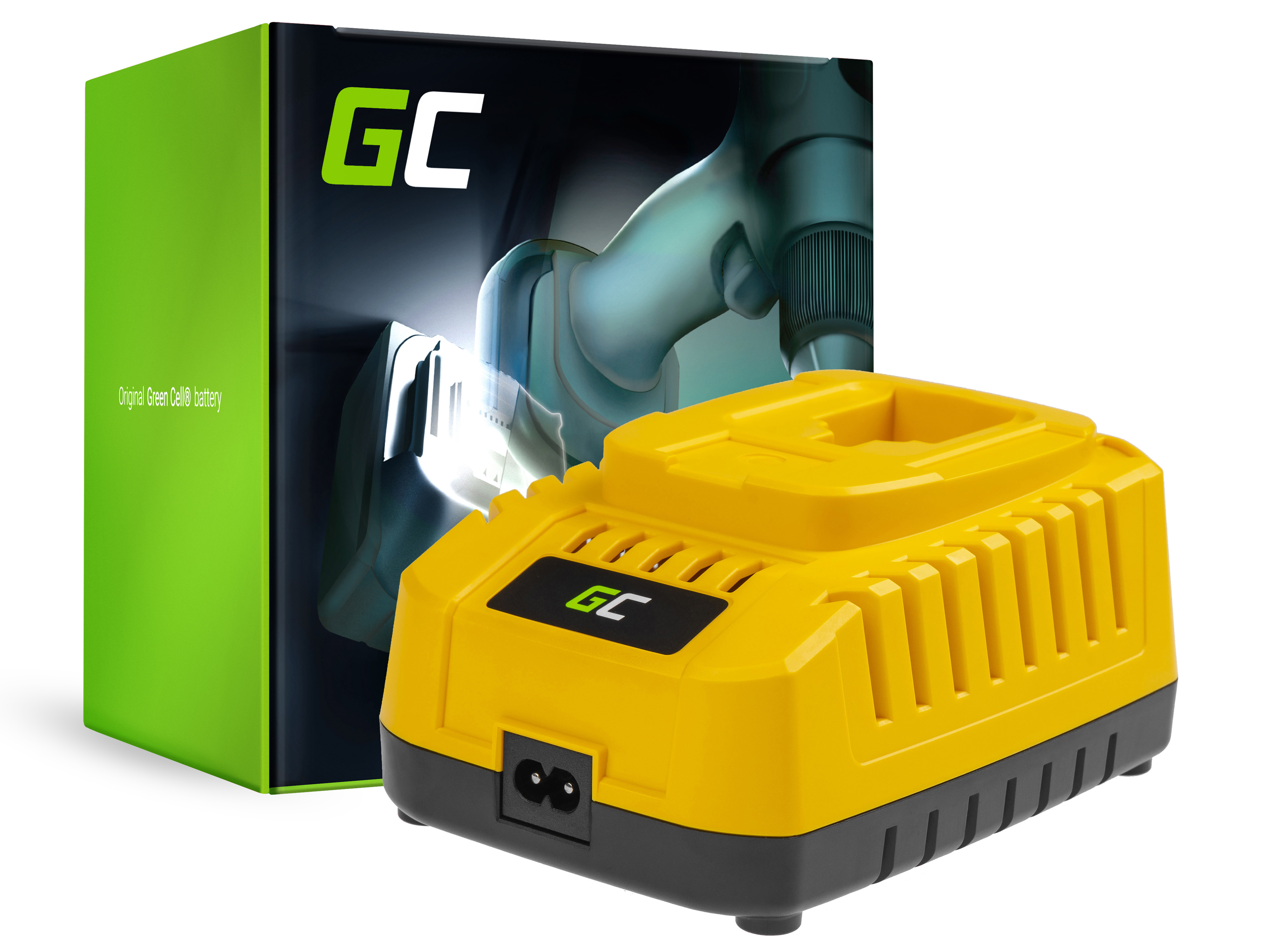 Green Cell ® Power Tool Battery Charger SFC-7/18 for Hilti Ni-MH/Ni-CD SF120A SFB120 SFB123 SFB125 SID121 TCD12