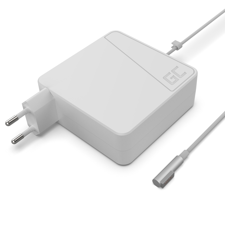 Green Cell AD04 Adaptér Nabíječka pro Apple Macbook 15 A1286 17 A1297 Magsafe 85W