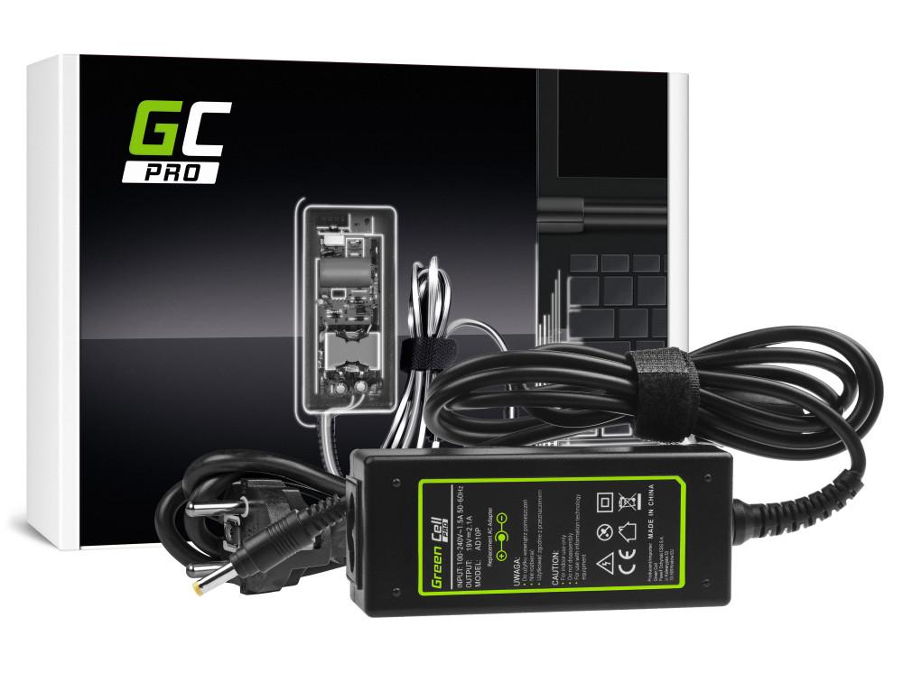 Green Cell PRO töltő AC adapter HP Mini 110 210 Compaq Mini CQ10 19V 2.1A 40W