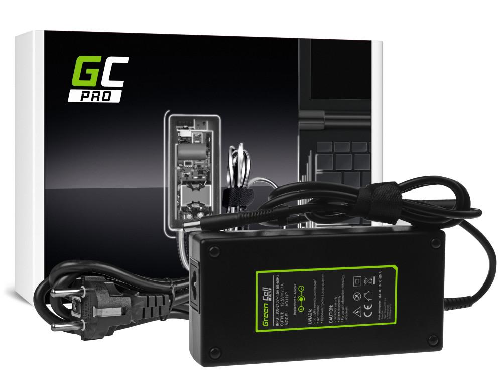 Green Cell PRO töltő AC adapter HP EliteBook 8530p 8530w 8540p 8540w 8560p 8560w 8570w 8730w ZBook 15 G1 G2 19.5V 7.7A 1