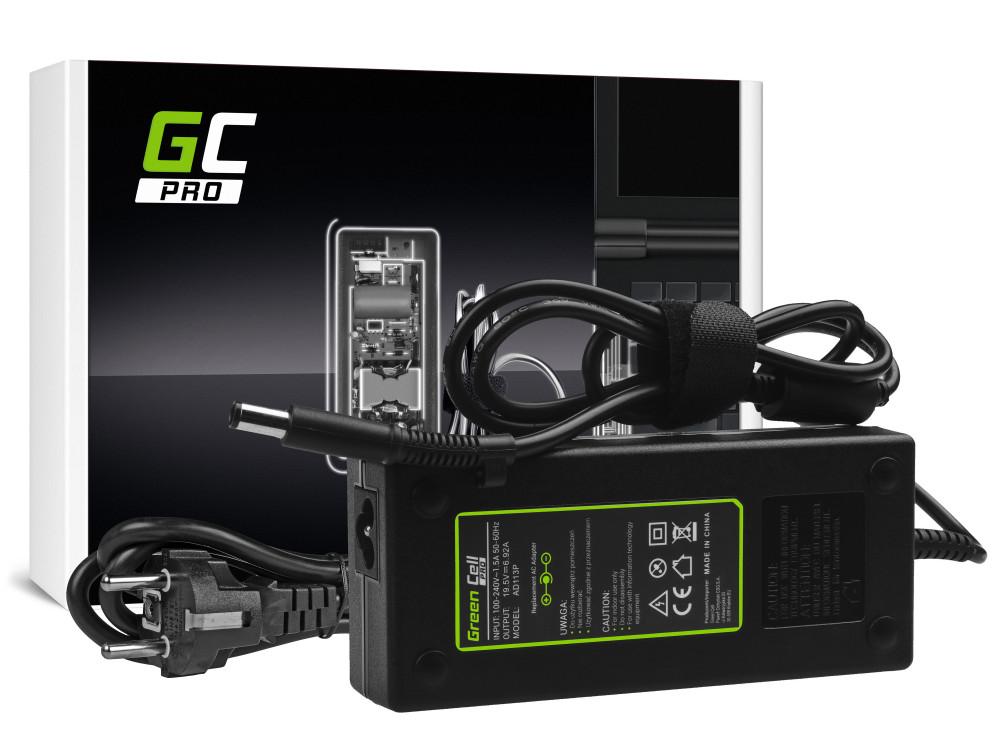 Green Cell PRO töltő AC adapter HP Compaq 6710b 6715b 6715s 6910p 8510p nc6400 nx6110 nx7300 nx7400 19.5V 6.92A 135W