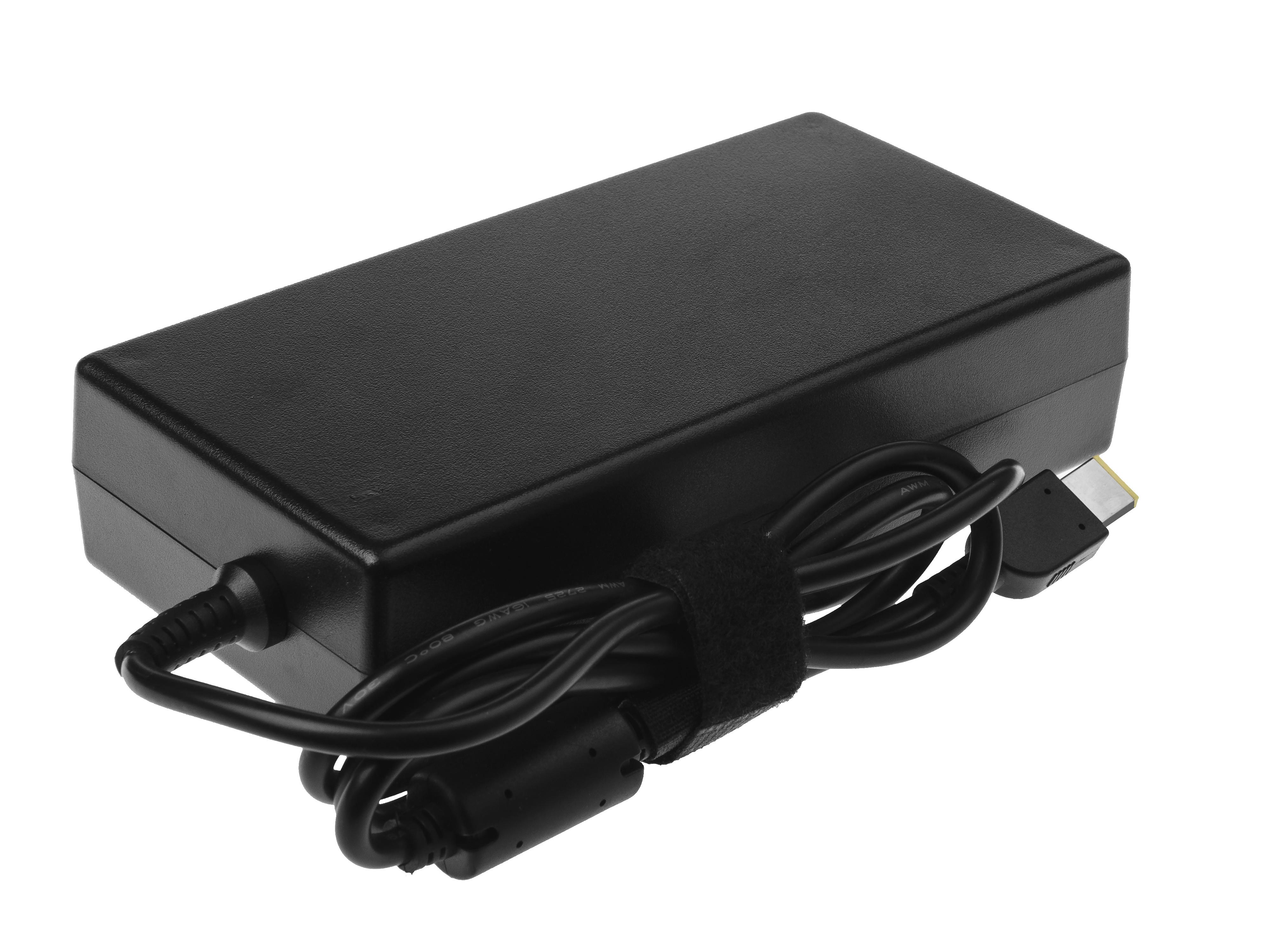 Green Cell AD117P Nabíječka Adaptér pro Lenovo ThinkPad P50 P51 P52 P70 P71 W540 W541 20V 8.5A | 170W