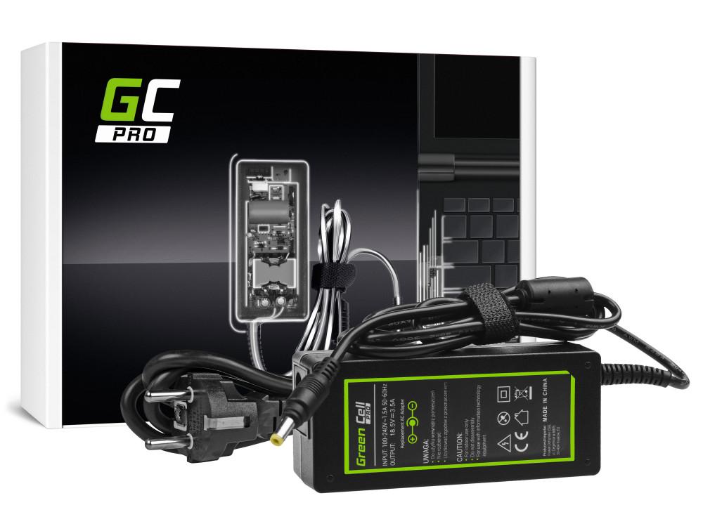 Green Cell töltő AC adapter HP 65W / 18.5V 3.5A / 4.8mm-1.7mm