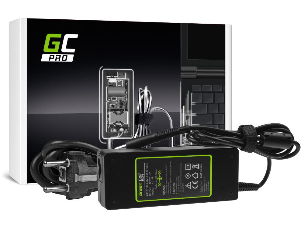 Green Cell PRO töltő / AC adapter HP Envy Pavilion DV5 DV6 DV4 Compaq CQ61 CQ62 19V 4.74A