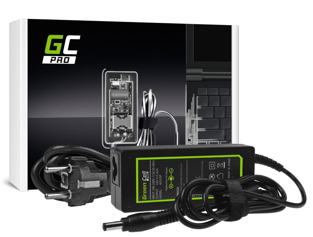 Green Cell PRO töltő / AC adapter Toshiba Satellite C650 C660D L750