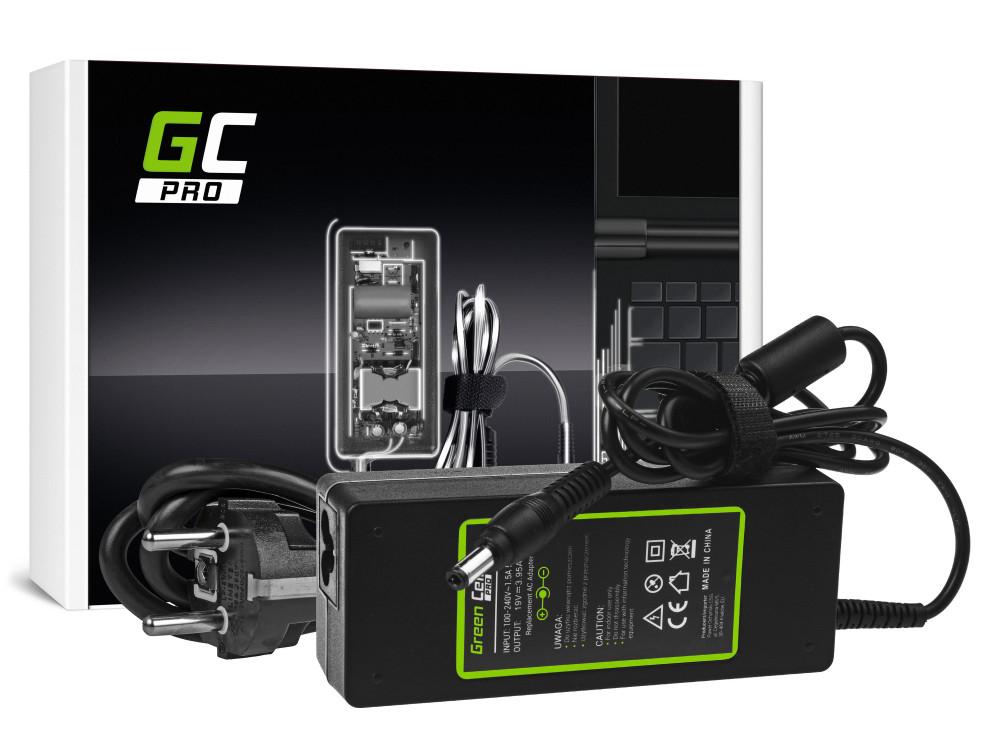 Green Cell PRO töltő / AC adapter Toshiba Satellite A100 A200 A300 L300 L40 L100 M600 M601 M602 M600 19V 3.95A