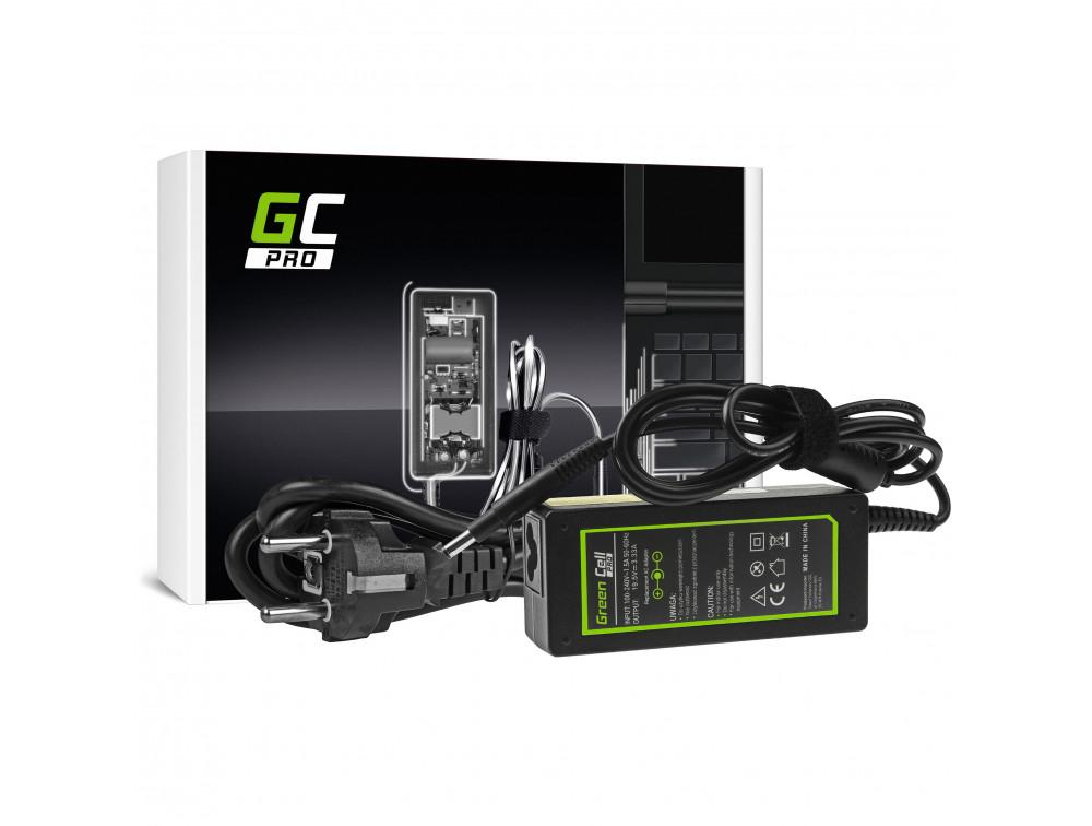 Hálózati adapter Green Cell PRO 19.5V 3,33 A 65 W-os HP Pavilion 15-B 15-B020EW 15-B020SW 15-B050SW 15-B110SW HP Envy 4 6