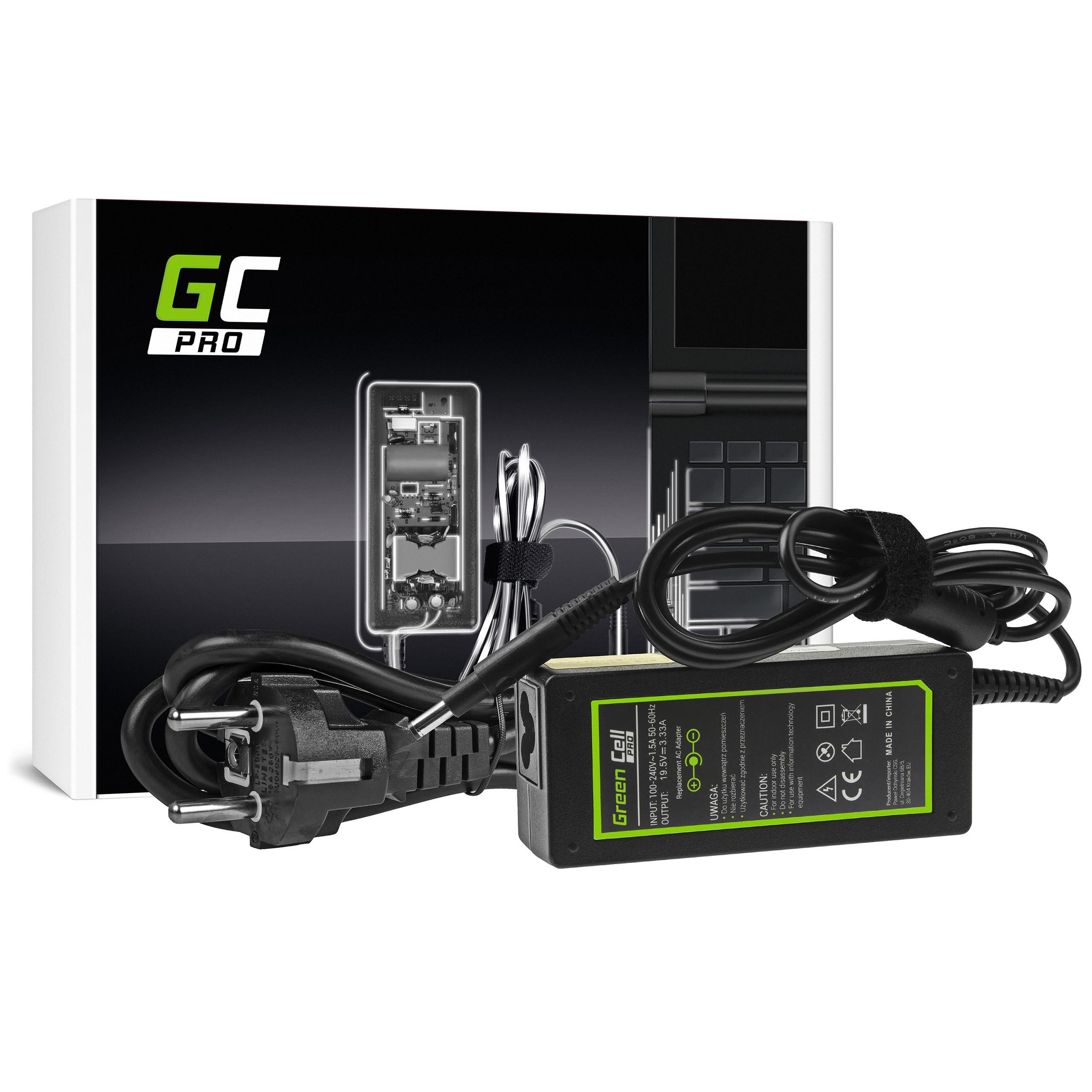 Green Cell AD42P Adaptér Nabíječka HP Pavilion 15-B 15-B020EW 15-B020SW 15-B050SW 15-B110SW HP Envy 4 6 19.5V 65W