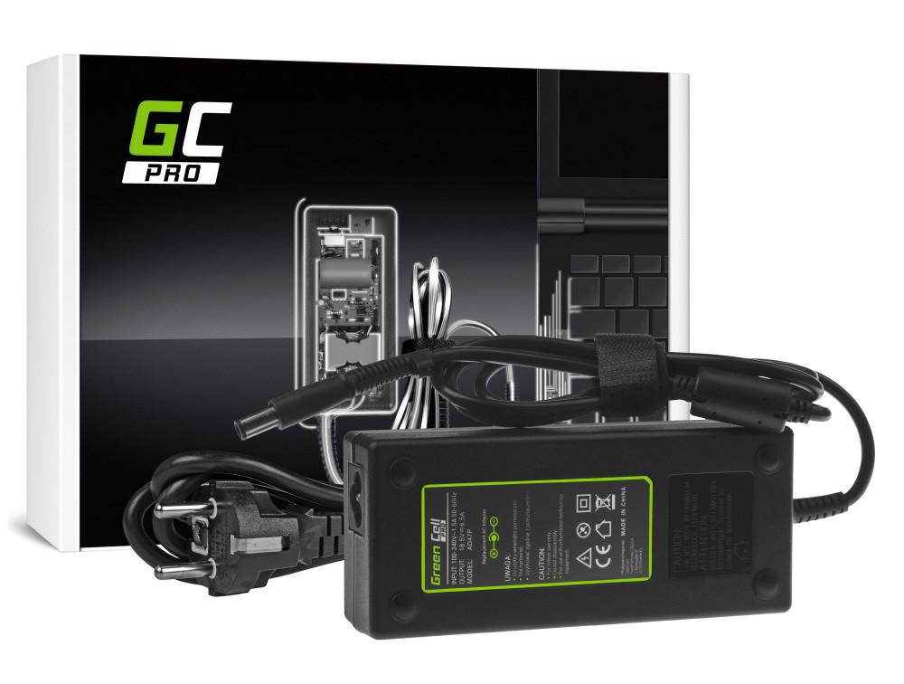 Green Cell PRO töltő AC adapter HP Compaq 6710b 6730b 6910p nc6400 nx7400 EliteBook 2530p 6930p 8530p 18.5V 6.5A 120W