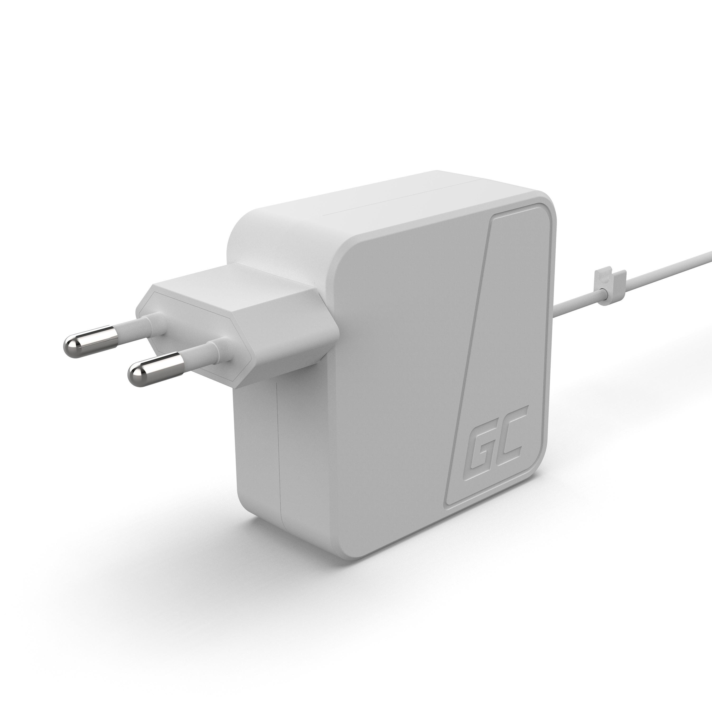 Green Cell AD48 Adaptér Nabíječka pro Apple MacBook Air 13 A1466 Magsafe2 45W