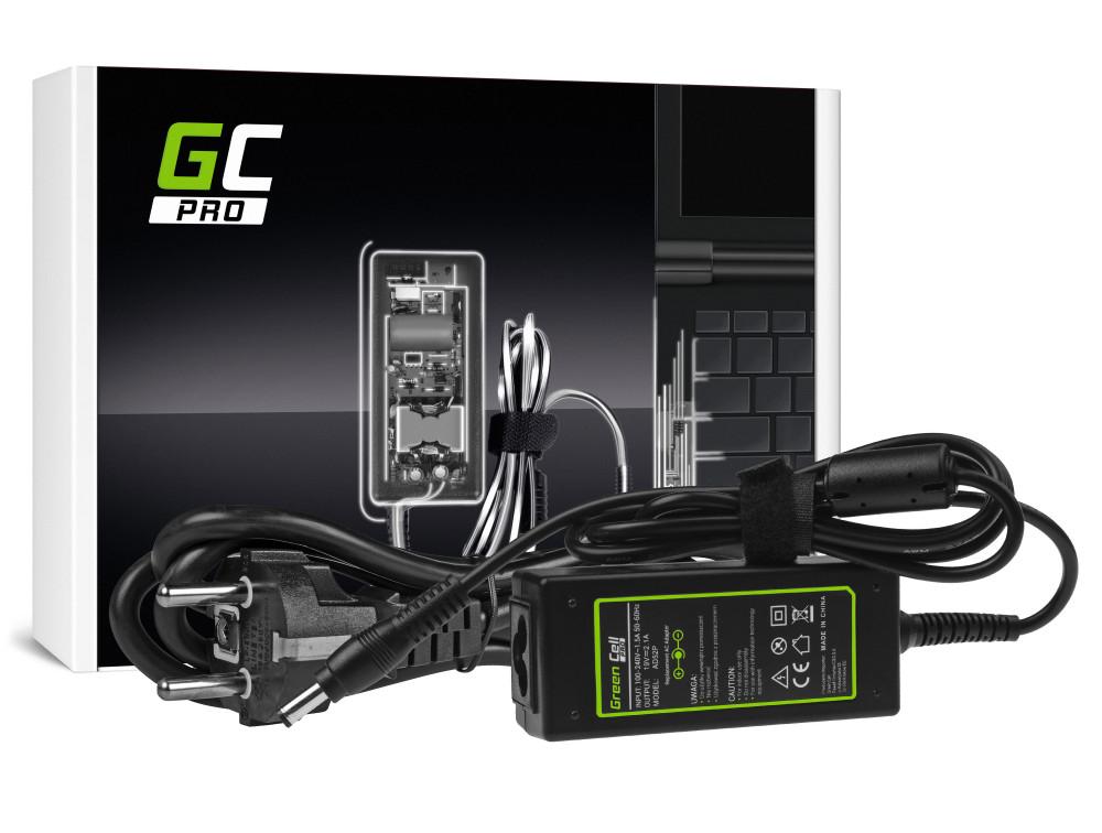 Green Cell PRO töltő AC adapter MSI Wind U100 U110 U120 U90 U130 U135 U270 19V 2.1A 40W