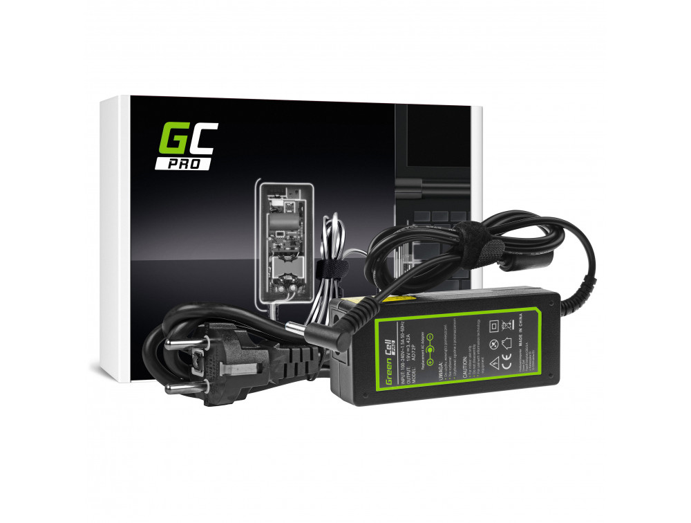 AC adapter Green Cell PRO 19V 3.42A 65W AsusPro