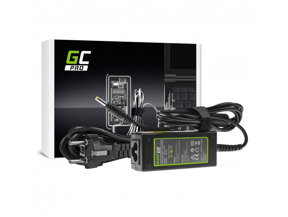 AC adapter Green Cell PRO 20V 2.25A 45W Lenovo IdeaPad 100 100-15IBD 100-15IBY 100s-14IBR 110 110-15IBR Yoga 510 520
